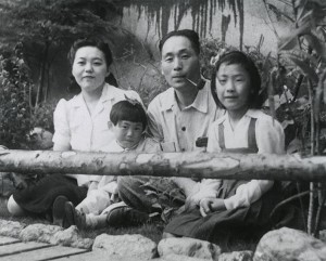Shigetaka_Sasaki_family