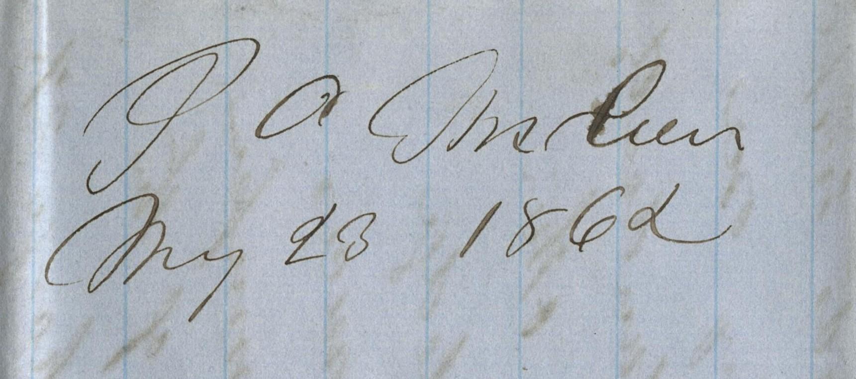 McCreas Signature