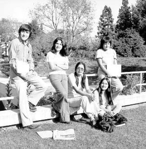 Students from the first NITEP class of 1974