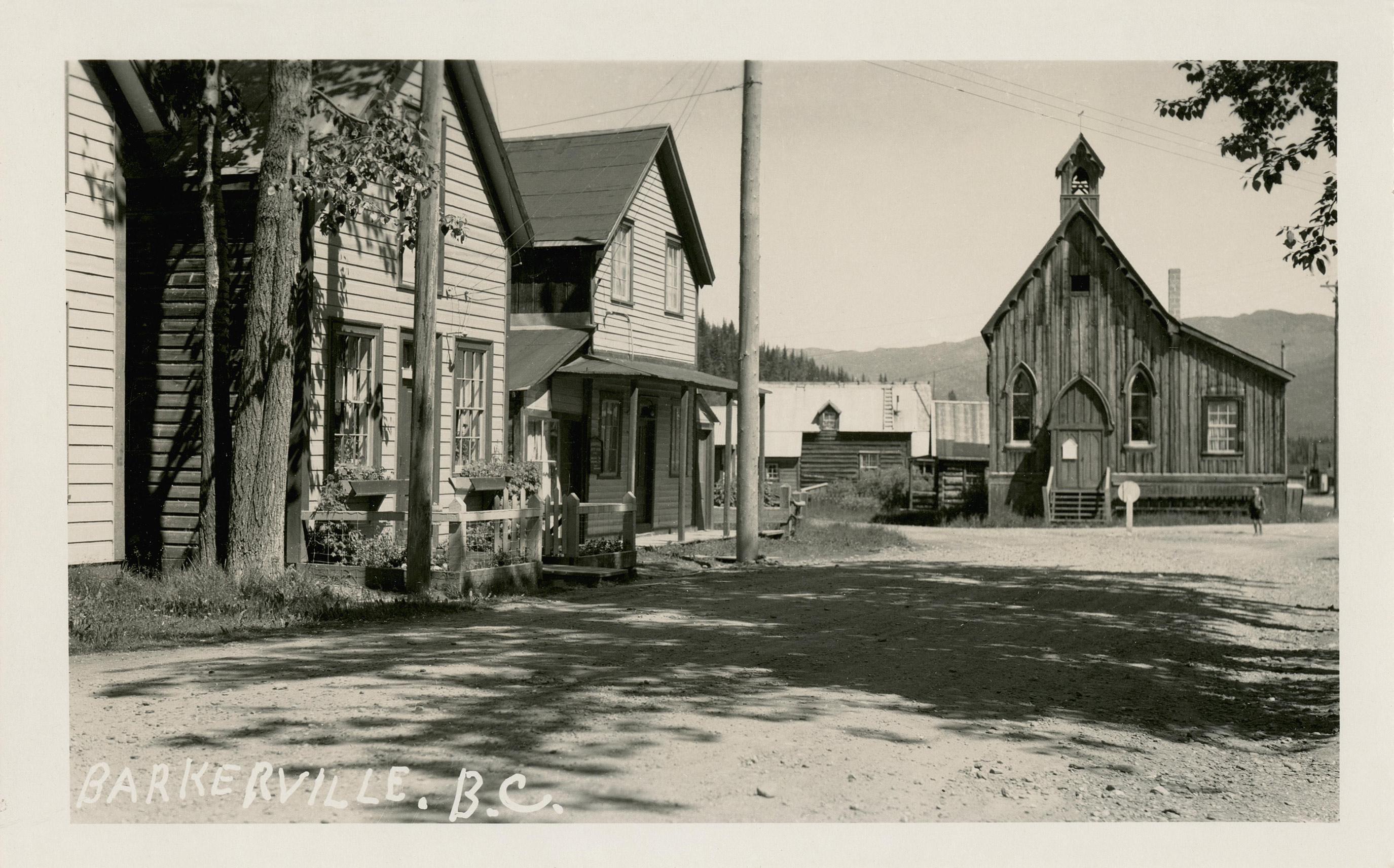 Exploring British Columbia's historic towns through Open